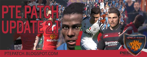 [PES17] PTE Patch 2017 Update 2.1