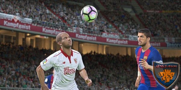 PES 2017 New GamePlay Patch 0.1 by YWS