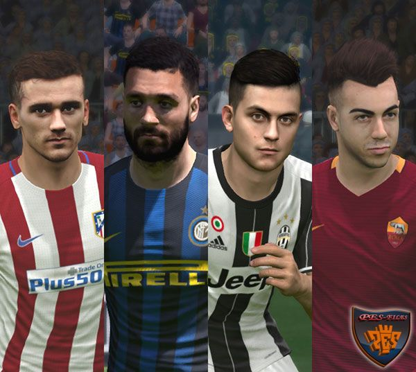 PES 2017 FP1 by A.Mussoullini