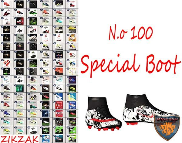 Best and Most Complete Bootpack For PES 2017