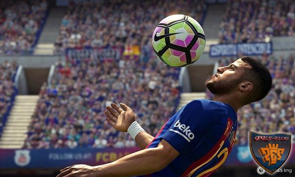 PES 2017 Ballpack For PESGalaxy v1.11