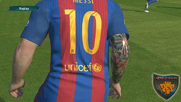 скачать моды на пес 17 на татуировки для всех футболистов - фото 8