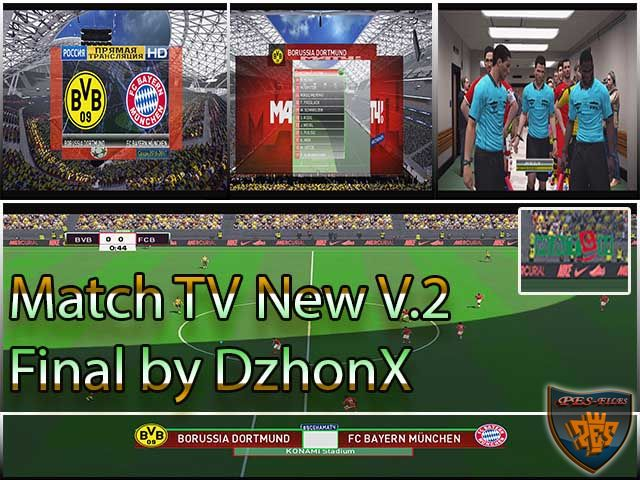 Match TV New V.2 Final by DzhonX