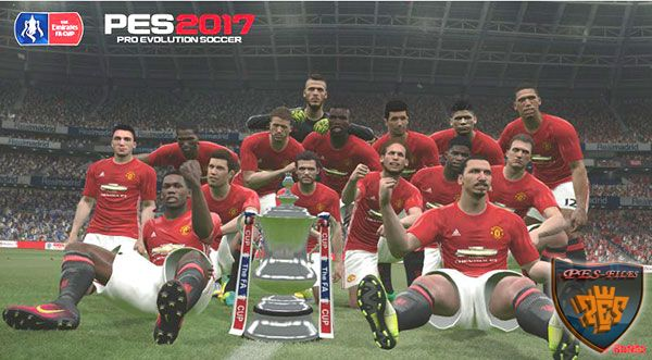 PES 2017 New Trophy by Ronito