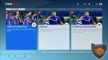 Pes 2017 Graphic Menu CHELSEA+Truft and Pitch HD