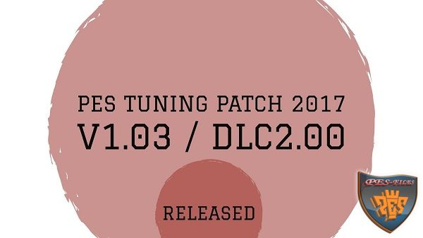 Pes Tuning Patch 2017 v1.03.00.2.00.1