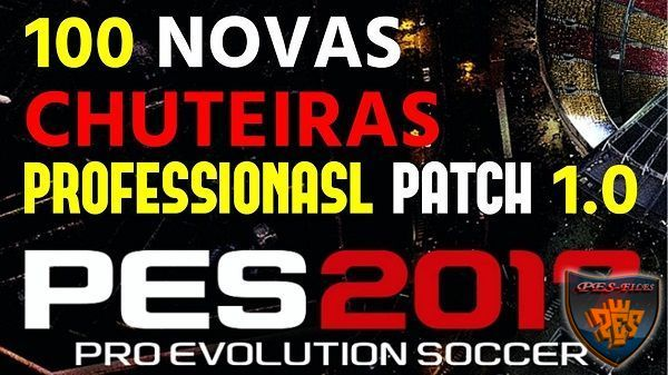PES 2017 100 Boots for Patch PES Professionals 1.0