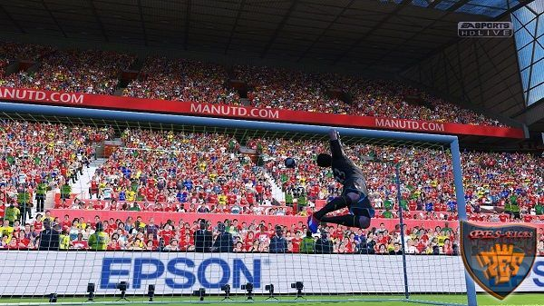 PES 2017 Crowd Real Effect by Wandi Rush