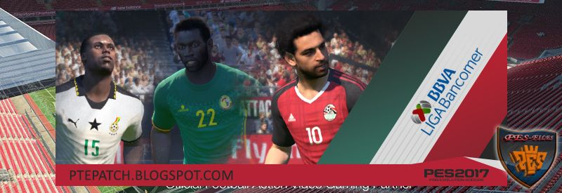 PES 2017 PTE Patch 2017 4.0 (17.01.2017)