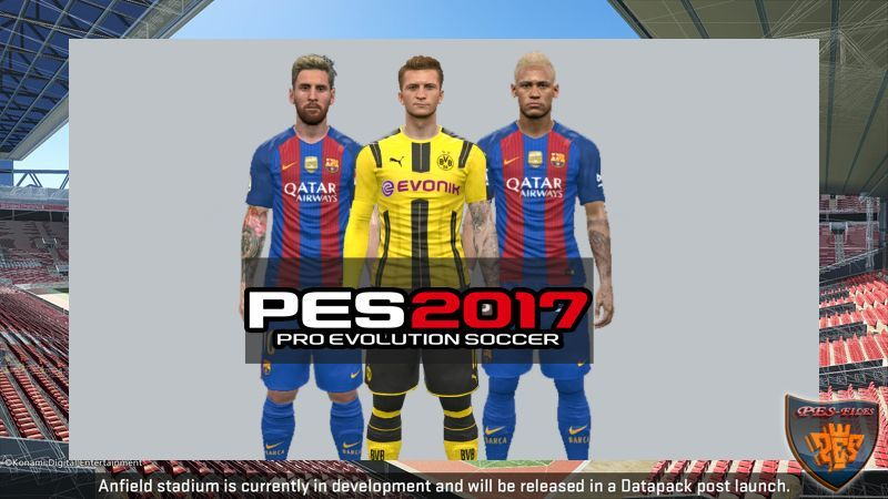 PES 2017 Tattoo Mods By CholelCesc