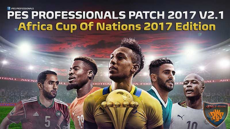 PES Professionals Patch 2017 V2.1