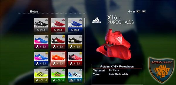 PES 2013 New Bootpack v5.0 2017/2018 HD