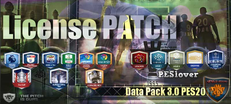 PES2017 License PATCH Peslover DLC.3.0