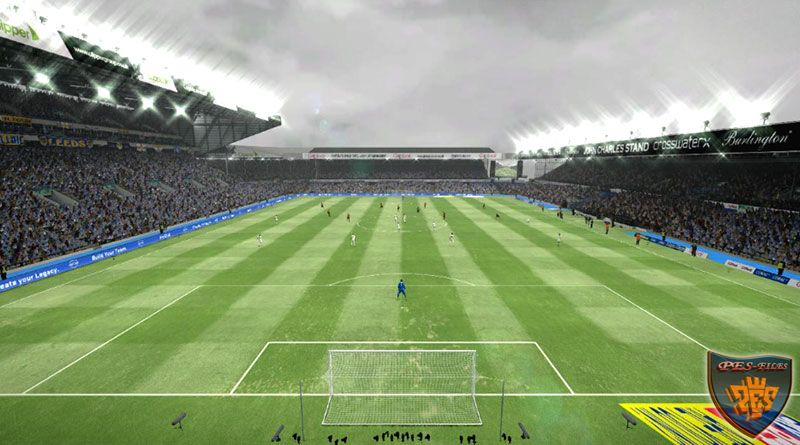 Pes 2017 Elland Road Stadium By vangheljs