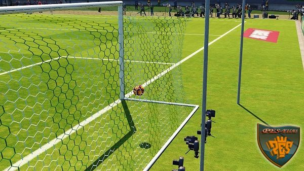 PES 2017 Goalnet Hexagon by makers