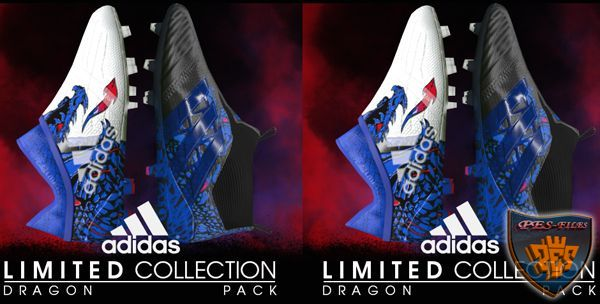 PES 2017 Adidas UCL Dragon Pack By Wens