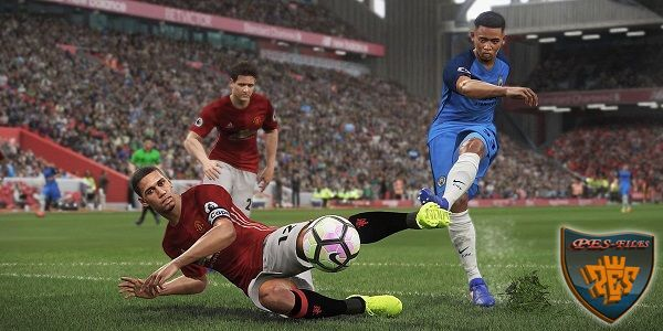 PES 2017 InMortal ProEvo Gameplay MOD