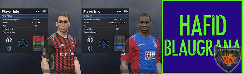 PES 2017 Option File For PTE Patch 4.2 Winter 2017