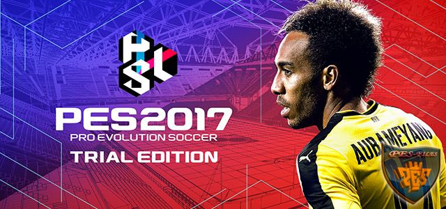 PES2017 TRIAL EDITION Patch v1.0 by Egor_7