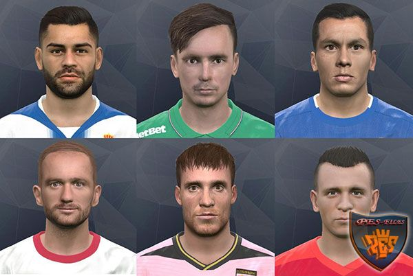 Pes 2017 Facepack March (Week2)