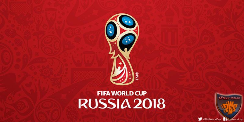 Pes 2017 FIFA WC 2018 Background Cup