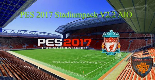 PES 2017 Stadiumpack V2.2 AIO by Peslover