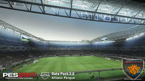 PES 2017 SOUTH AMERICA STADIUM PACK