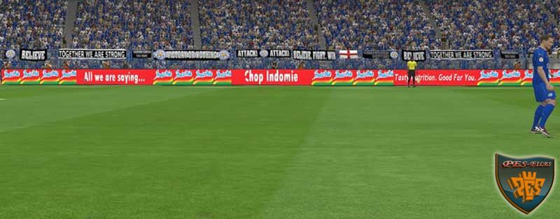 PES 2017 Adboard All League By Syamil
