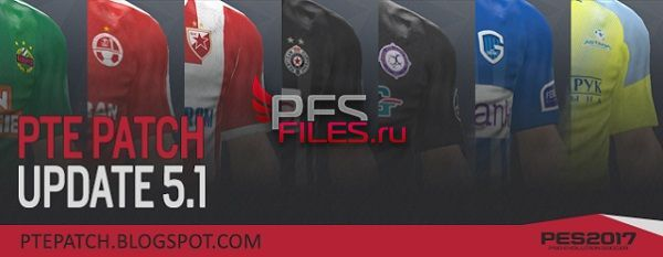 PES 2017 Option File For PTE 5.1 (22-04-2017) By Sofyan Andri