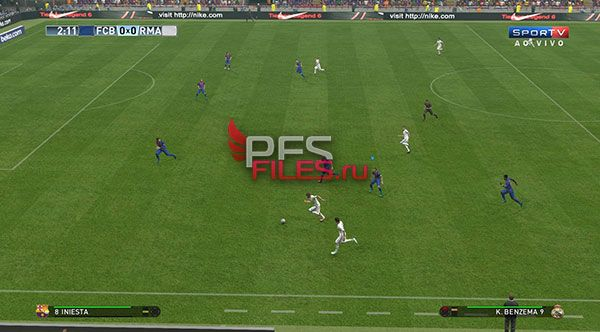 PES 2017 Turf Real 2 + New Flooring