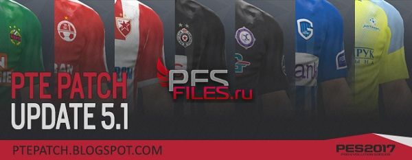 PES 2017 MLS Stars v2.0 For PTE Patch 5.1 By Julcesar