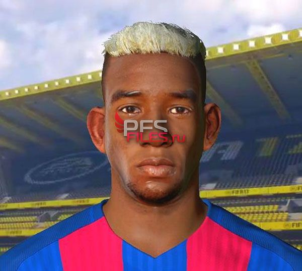 Pes 2017 Anderson Talisca Face
