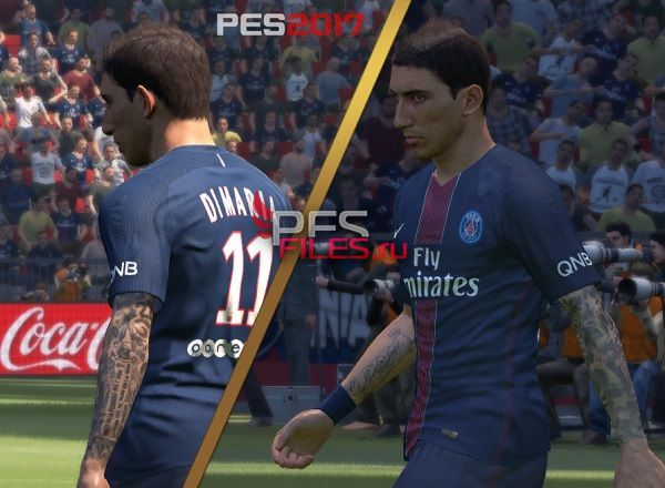 Pes 2017 Tattoo pack Vol.2 by Sho9_6