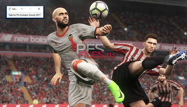 LiveCPK Sider 3.4.0 for PES 2017 by juce