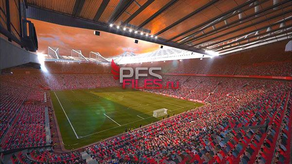 Pes 2017 Old Trafford Evening Mod