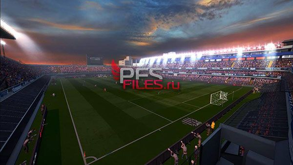 PES 2017 Evening mod by Ade Vodhka