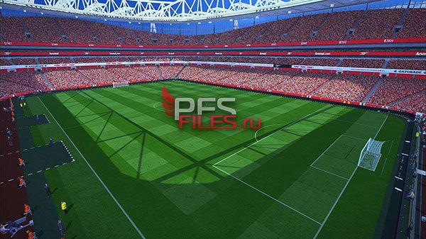 Pes 2017 New Shadow Emirates Stadium