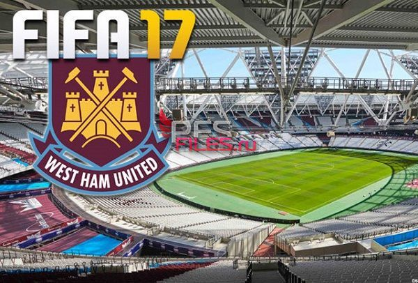 PES 2017 London Stadium by Orsest