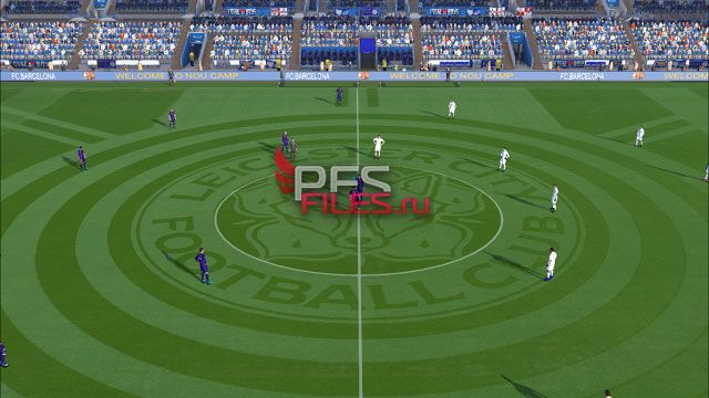 PES 2017 AZ PITCH by Aziz Setiono