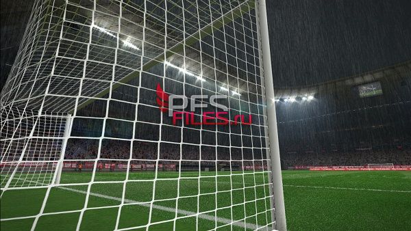 PES 2017 Rainy Effect By Sofyan Andri