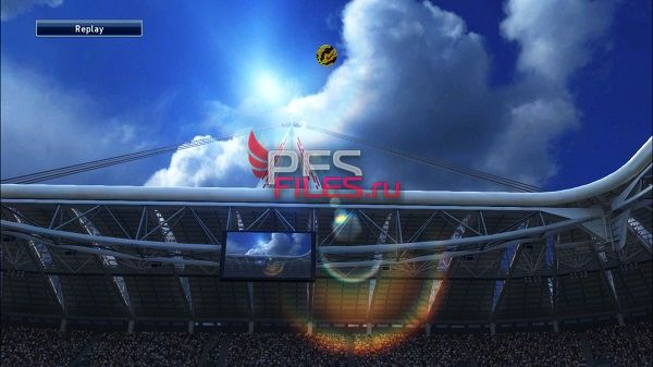 PES 2017 The Real Sky HD V3 by donyavia