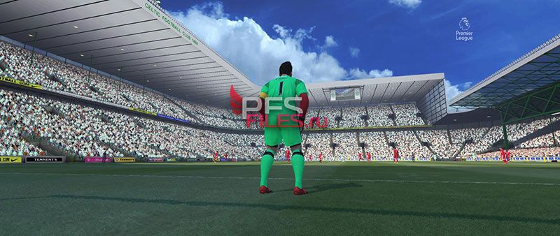 PES 2017 Stadium Celtic Park by Orsest