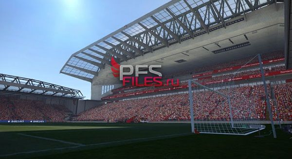 PES 2017 Anfield by BlackBull