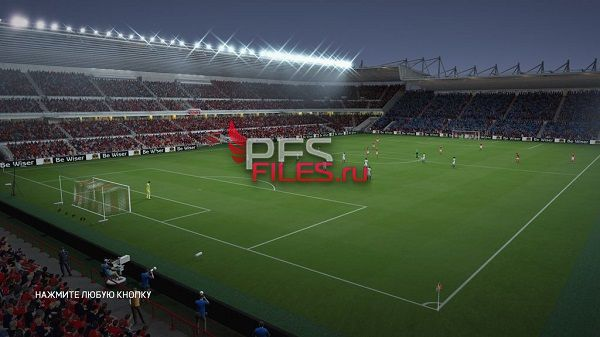 PES 2017 Riverside Stadium by Orsest