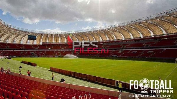 PES 2017 Brazilian Stadiums Pack Repacked