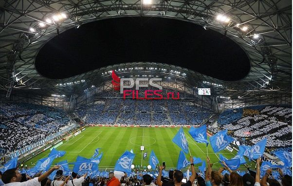 PES 2017 Stade Velodrome for Stadium Server v1.3