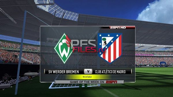 WerserSTadion Fifa to PES 2017