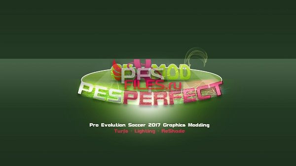 PES 2017 Perfect GFX Mod Suite by Chuny
