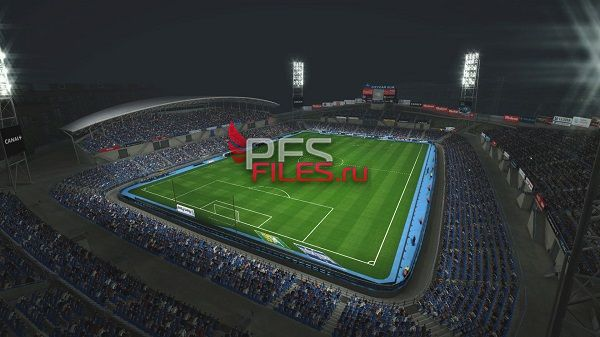 PES 2017 Stadium Pack for Stadium Server by kilay