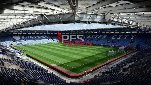 PES 2017 King Power Stadium by kilay